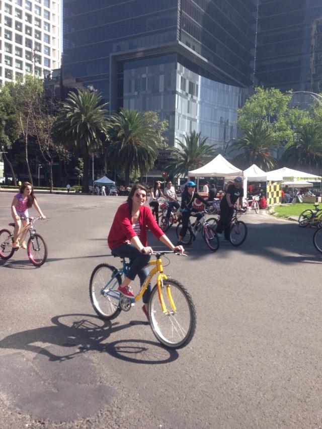 Bici en Reforma (1)
